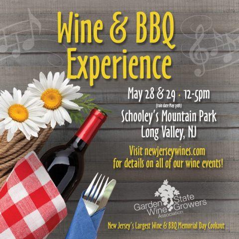 new jersey wine events - gswga wine and bbq