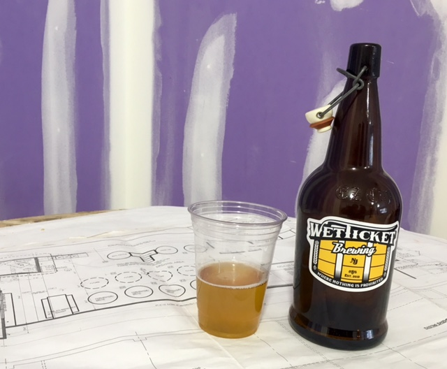 Wet Ticket Brewing