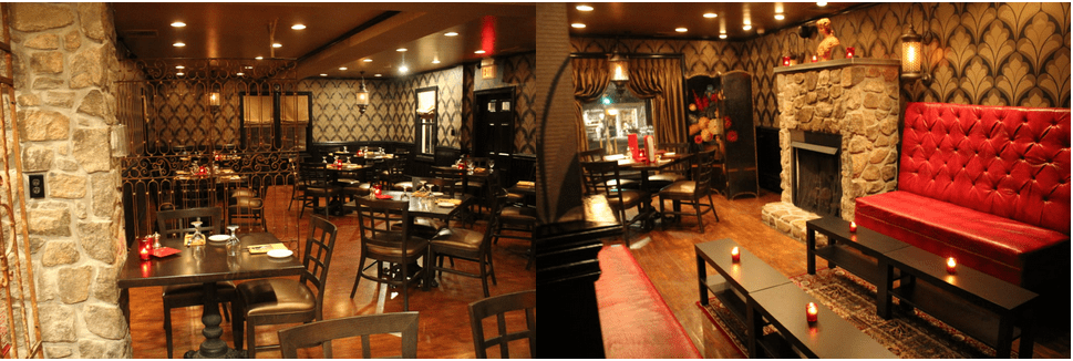 eat here restaurant village at long valley dining room looks to make a splash in long valley long