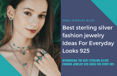 Best sterling silver fashion jewelry Ideas For Everyday Looks 925