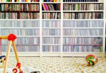 Die CD-Sammlung ist nun abhörsicher. Bis auf Weiteres.