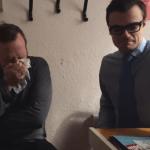 Dieser Vater hört zum ersten Mal seit zehn Jahren nichts als Stille