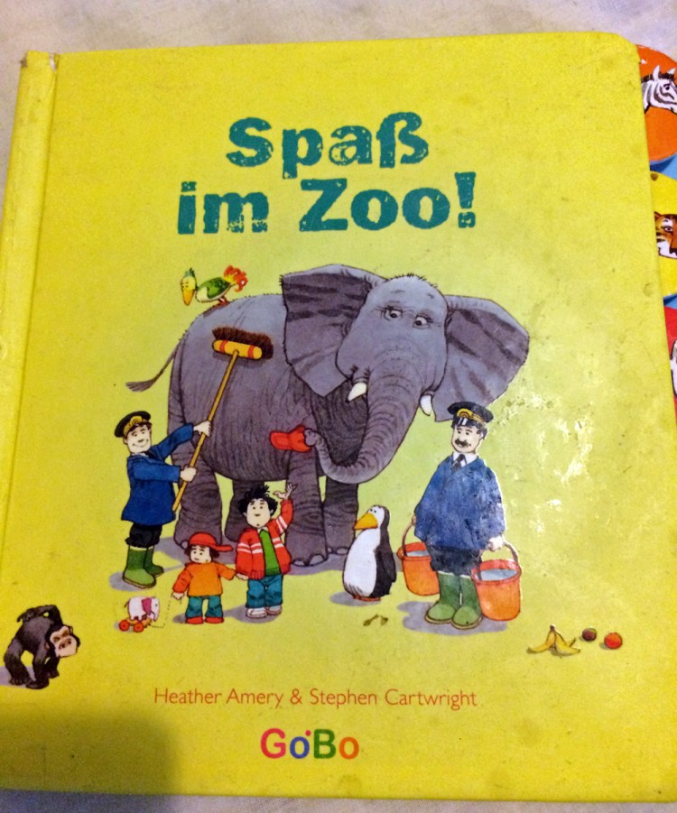 Spass-im-Zoo