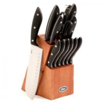 The Oster Huxford 14-Piece Stainless Steel Cutlery Set