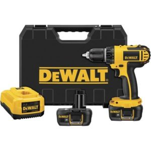 "The Dewalt DCD760KL 18-Volt 1/2"" Compact Drill/Driver Kit"