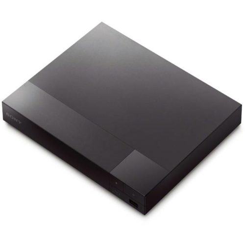 The Sony BDP-S3700/CA Streaming Blu-ray™ Player with Wi-Fi