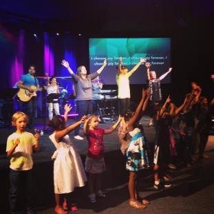 Kid's & Family worship night
