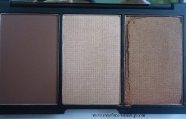 Sleek MakeUP Face Form Palette Medium Review, Swatches