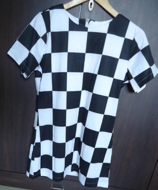 OOTD: Black & White Jumpsuit