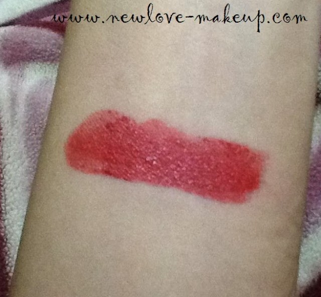 Avon Ultra Moisture Lipstick Rose Seviliana Swatches
