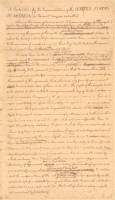 Draft Declaration of Independence