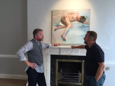 Colin Davidson & Fionn Davenport