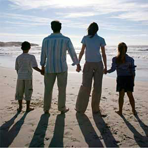 Grieving the loss of family relationships