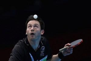 table tennis serve skills