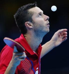 Improve Your Table Tennis Serve