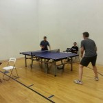 Costa Mesa Ping Pong Tournament