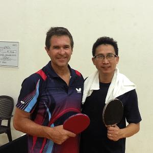 Kuei Chen Equal Challenge Champion Newport Beach