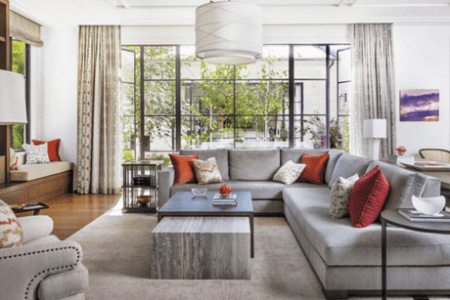 five easy ways to update your living room for 2016