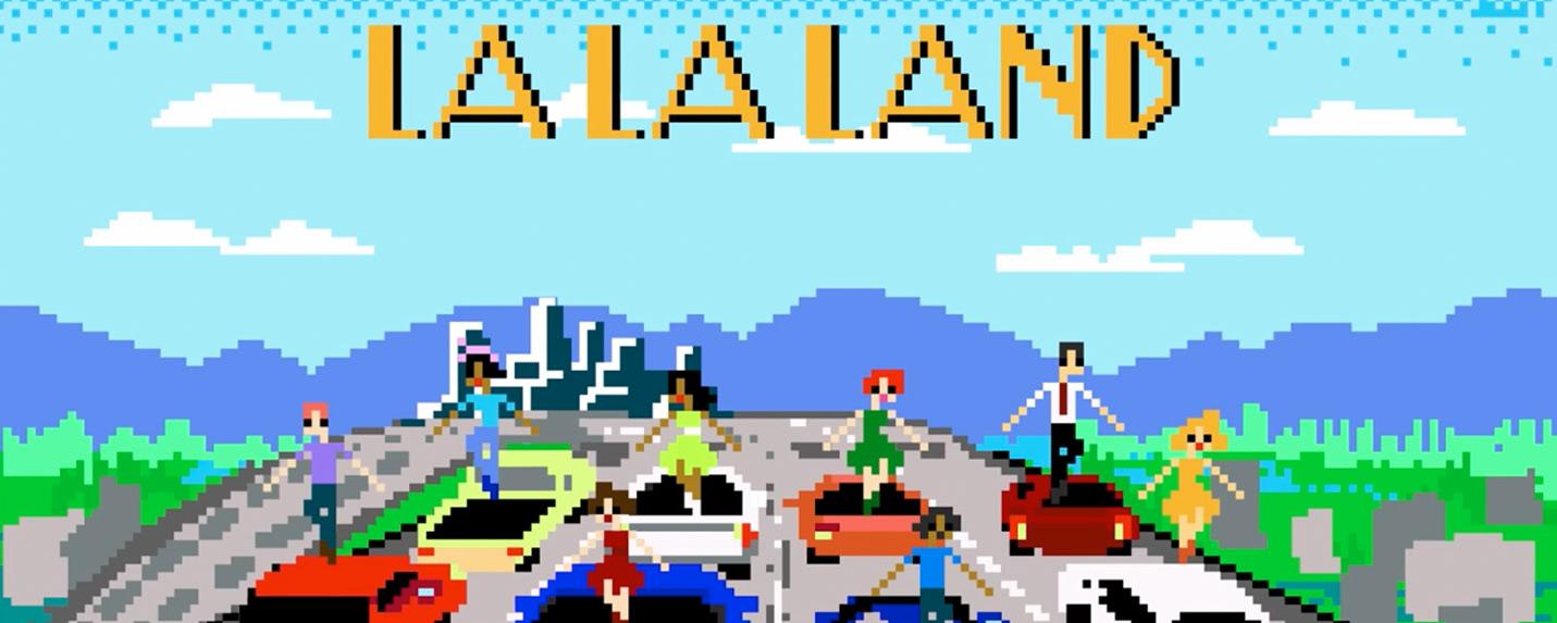 La La Land 8-bit