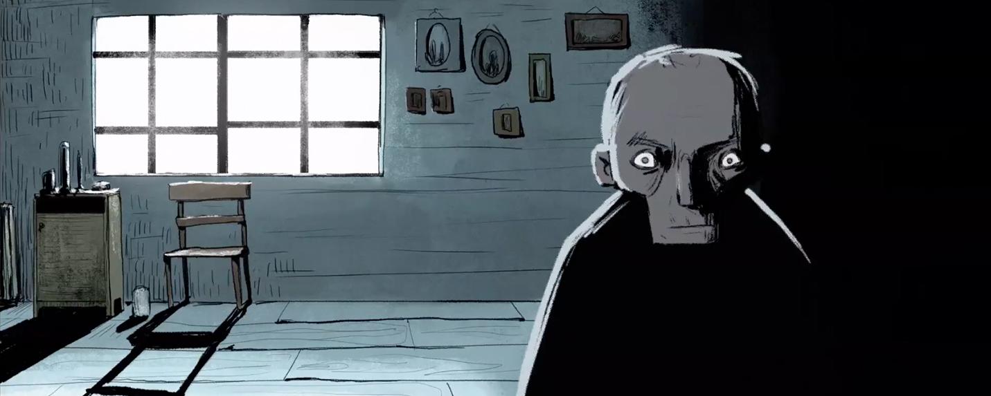 WINSTON: Uma paranóica animação de um universitário