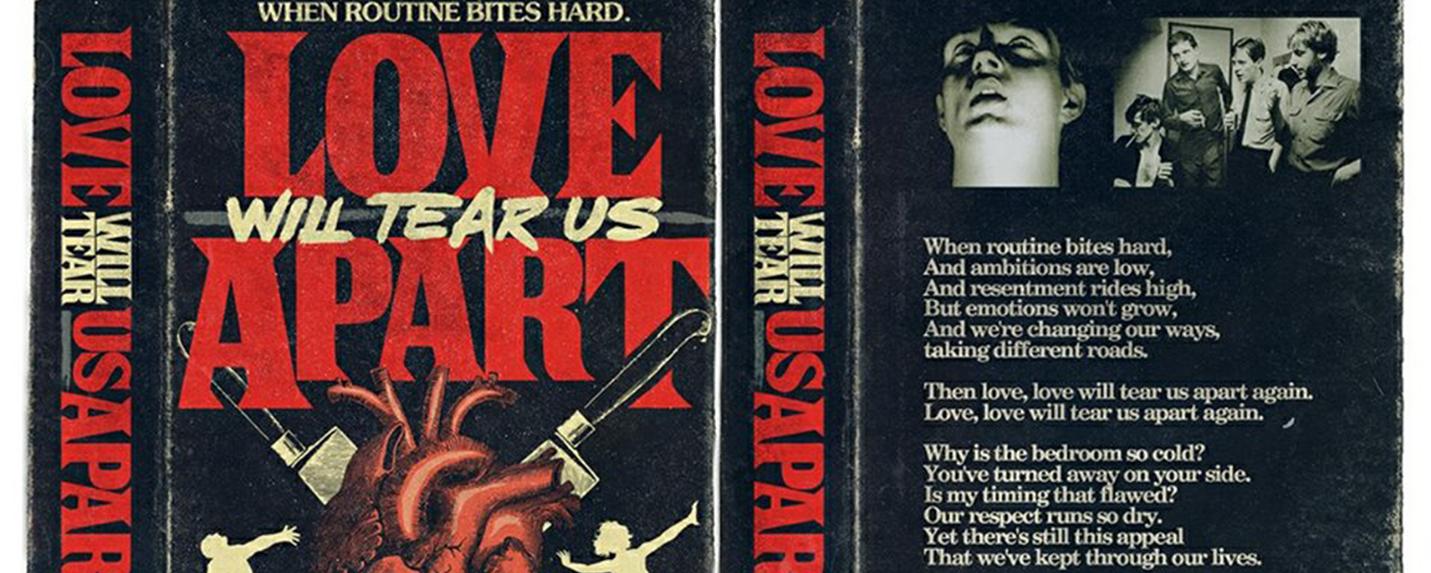 Se músicas românticas fossem livros de terror