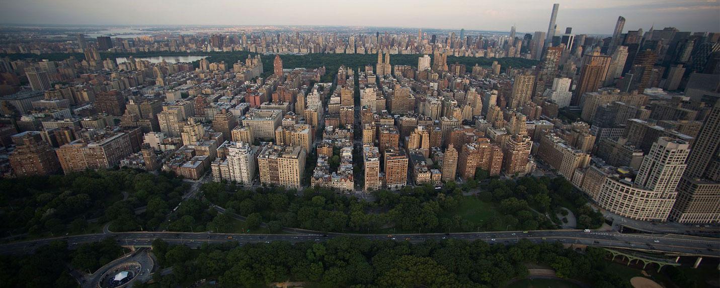 VR explora a degradação da natureza de Manhattan