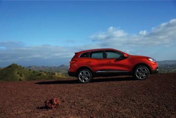 Profil du Renault Kadjar