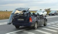 accident tir sabaoani