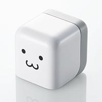 スマートフォン用CUBE型AC充電器