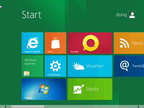 Windows8 metro