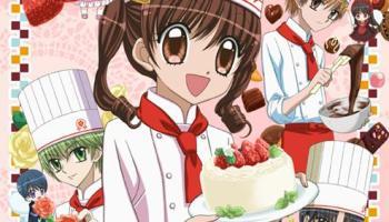 蛋糕师》动画登台