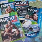 Far Cry 3《極地戰嚎 3》開箱照:首批特典還附贈裝備補給DLC。