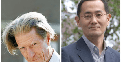"The Nobel Prize in Physiology or Medicine 2012 was awarded jointly to Sir John B. Gurdon and Shinya Yamanaka ""for the discovery that mature cells can be reprogrammed to become pluripotent"""