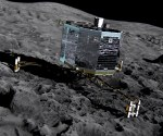 Philae_on_the_comet