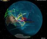 ship tracking area