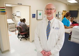 Dr Tom Mosley from UMMC. Picture credit :   UMMC.