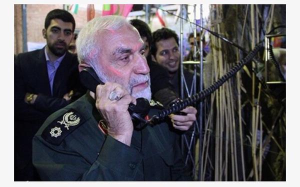 الواء حسين همداني