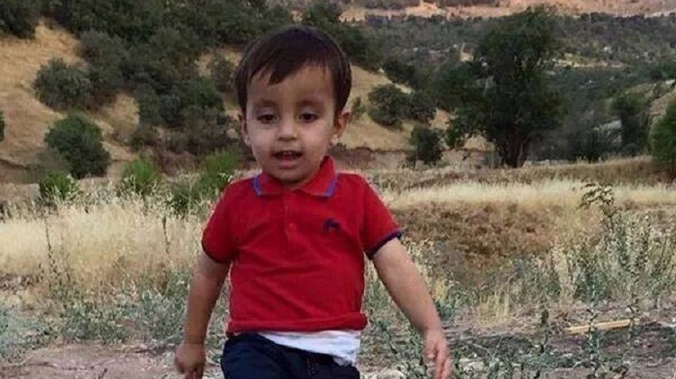 الطفل السوري إيلان كردي