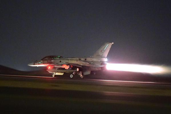 طيران حربي اماراتي