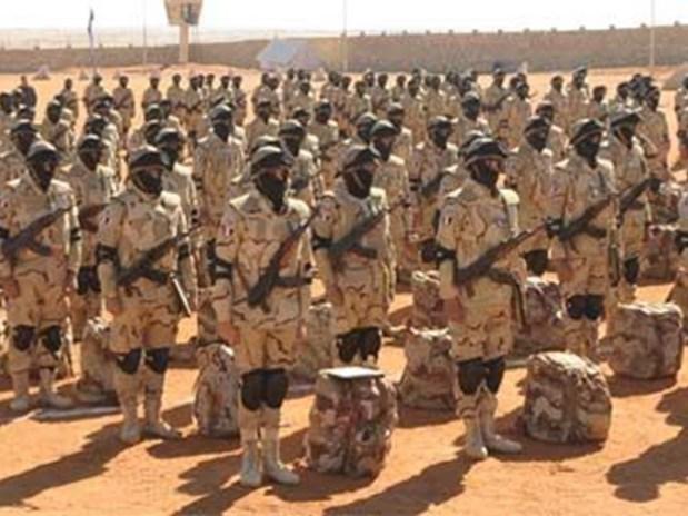 قوات الجيش اليمني