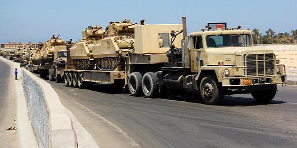 ارتال من قوات التحالف في صنعاء