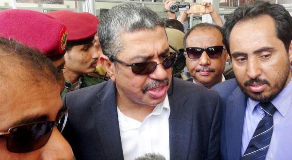 خالد بحاح رئيس الوزراء اليمني