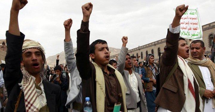 افراد من جماعة الحوثي
