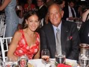 Sarah Jessica Parker and Oscar de la Renta