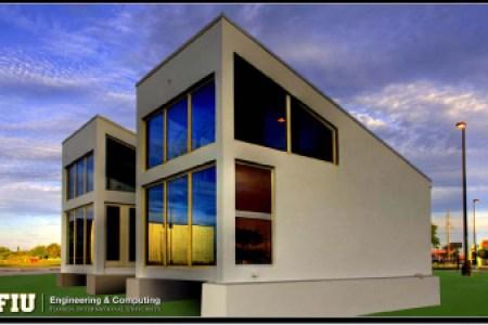 fiu solar house interior design announcement