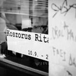 2014-09-11 - Rita Koszorus - Freshmen's Gallery - FM'S - 01