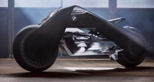 BMW'S 100 YEAR VISION: A SMART MOTORCYCLE THAT WON'T TIP OR CRASH