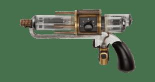 THIS HANDMADE TESLA GUN IS SHOCKINGLY COOL
