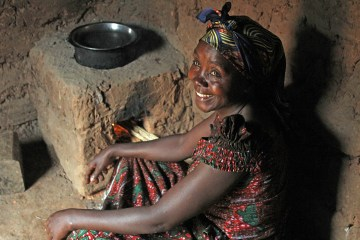 JGI's One Good Story: A Community Cooking for a Better Future With Energy Saving Stoves