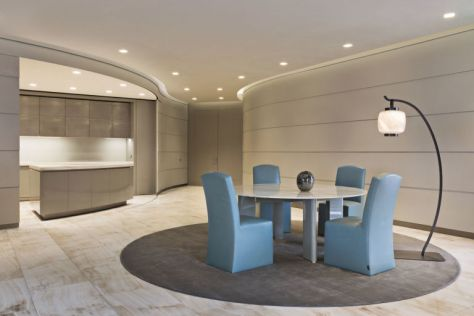 Armani Residences - Dining